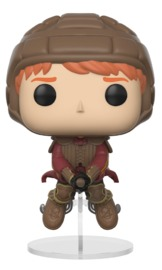 Harry Potter - Ron on Broom Pop! Vinyl Figure