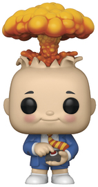 Garbage Pail Kids - Adam Bomb Pop! Vinyl Figure (with a chance for a Chase version!)
