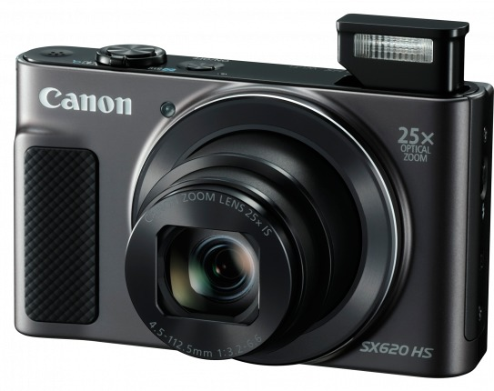 Canon SX620HS Black Digital Camera image
