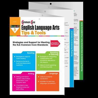 Common Core Ela Tips & Tools Grade 3