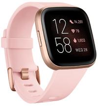 Fitbit Versa 2 Health & Fitness Smartwatch - Petal/Copper