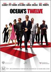 Ocean's Twelve on DVD