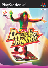 Dancing Stage Mega Mix for PlayStation 2