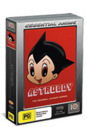 Astro Boy - Deluxe DVD Collection (10 Disc Box Set) on DVD