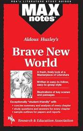 "Aldous Huxley's ""Brave New World"" by Sharon Yunker image"