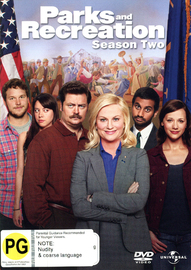 Parks and Recreation - Season 2 DVD