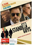 Stand Up Guys on DVD