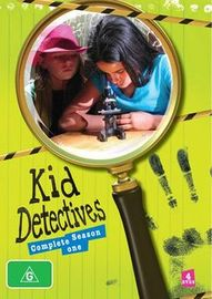 Kid Detectives - The Complete Series 1 (4 Disc Set) on DVD