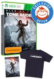 Rise of the Tomb Raider for Xbox 360