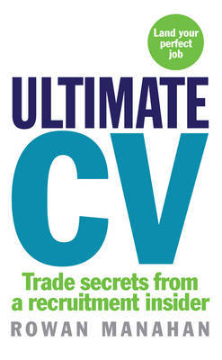 Ultimate CV by Rowan Manahan image