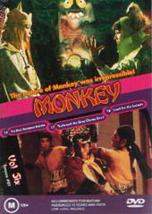 Monkey - Vol 6 on DVD