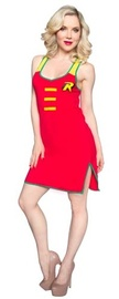Batman: Robin Nightgown with Mesh Straps - Large