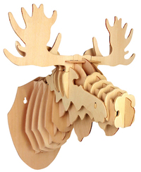 Construction Kit - Moose Head