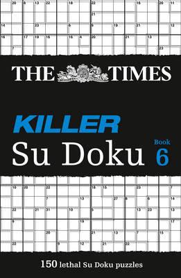 The Times Killer Su Doku 6 image