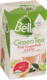 Bell Zesty Green Tea - Pink Grapefruit & Lime Tea Bags (24 Bags)