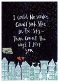 Count the Stars - Greeting Card