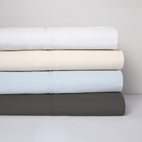 Bambury King Sonar Coolsheet Sheet Set (Cream)