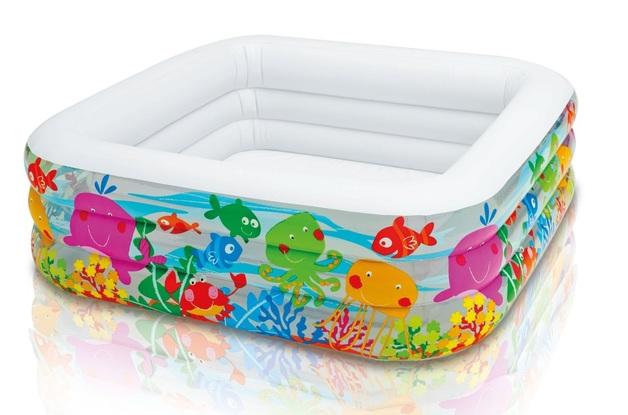 Intex: Clearview - Aquarium Pool