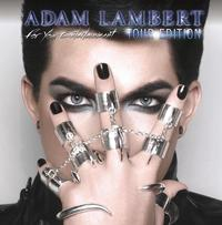 For Your Entertainment (CD/DVD) [Tour Edition] by Adam Lambert
