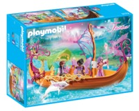 Playmobil: Fairies - Enchanted Fairy Ship (9133)