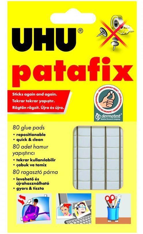 UHU: White Tac 80's image
