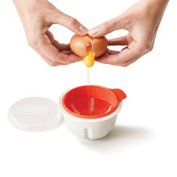 Joseph Joseph M-Cuisine™ Microwave Egg Poacher – Single