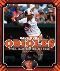 Baltimore Orioles by K C Kelley