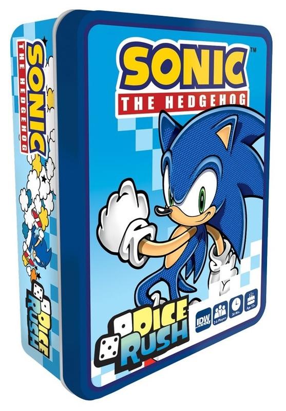 Sonic the Hedgehog - Dice Rush