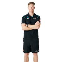 BLACKCAPS NZC Travel Polo (Large)