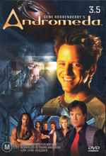 Andromeda Series 3.5 on DVD