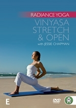 Radiance Yoga - Vinyasa Stretch & Open on DVD