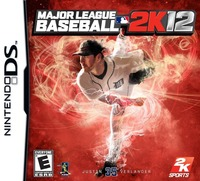 Major League Baseball 2K12 for Nintendo DS