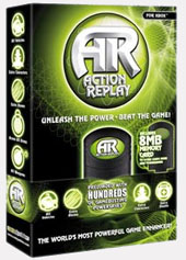 Action Replay for Xbox