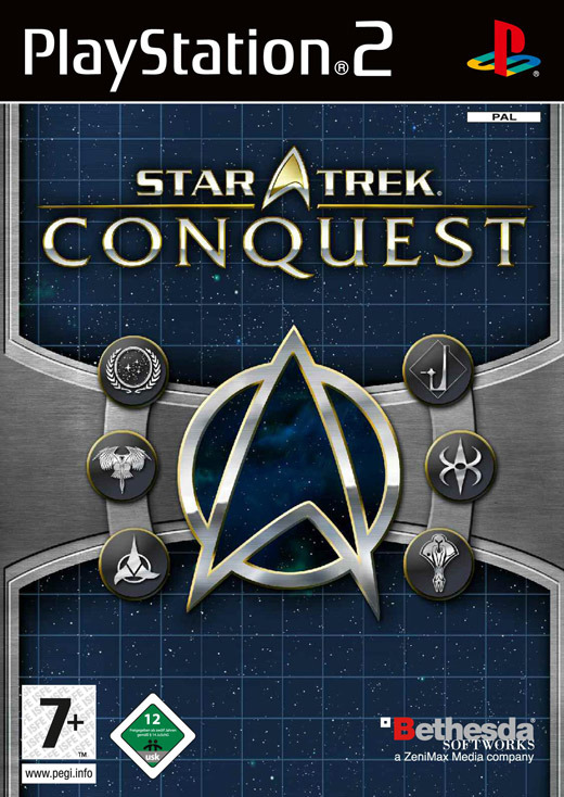 Star Trek: Conquest for PS2