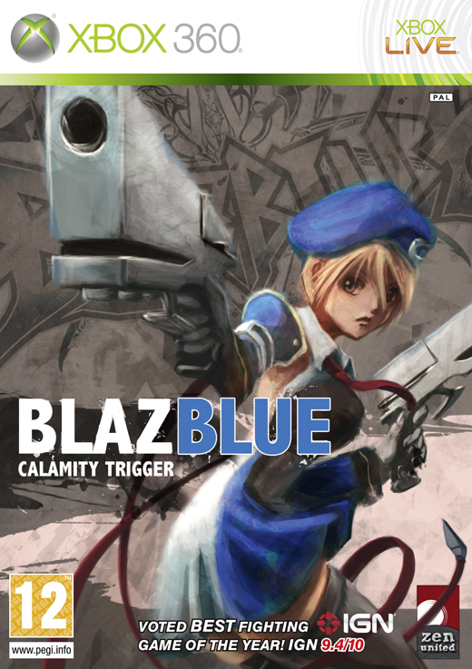 BlazBlue: Calamity Trigger for Xbox 360