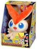 Pokemon - Talking Victini Plush