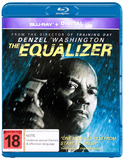 The Equalizer (Blu-ray/Ultraviolet) on Blu-ray