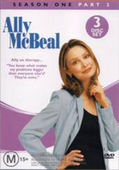 Ally McBeal - Season 1: Part 2 (3 Disc Set) on DVD