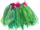 Fairy Girls - Green Pixie Fairy Skirt