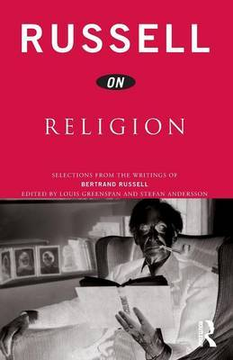 Russell on Religion by Bertrand Russell image