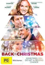 Back To Christmas on DVD