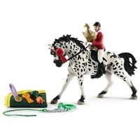 Schleich: Knabstrupper Show Set