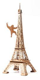 Leolandia Eiffel Tower image