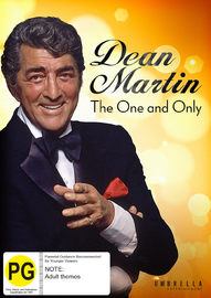 Dean Martin: The One And Only on DVD
