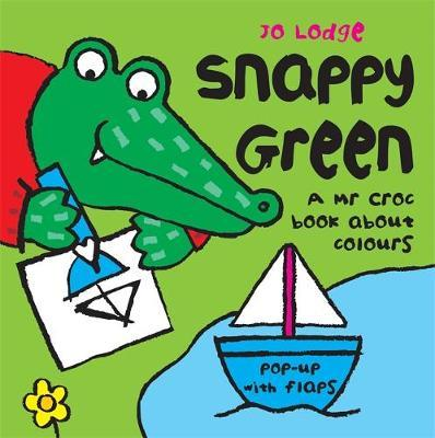 Snappy Green by Jo Lodge image