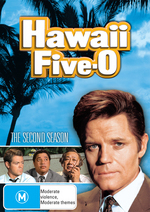 Hawaii Five-O - Season 2 on DVD