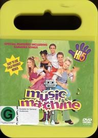 Hi-5 - Music Machine on DVD