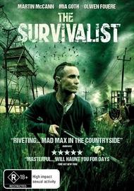 The Survivalist on DVD