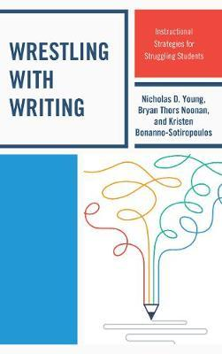 Wrestling with Writing by Nicholas D. Young image