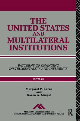 The United States and Multilateral Institutions image